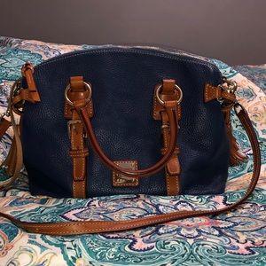 Dooney & Bourke Royal Blue Shoulder Bag